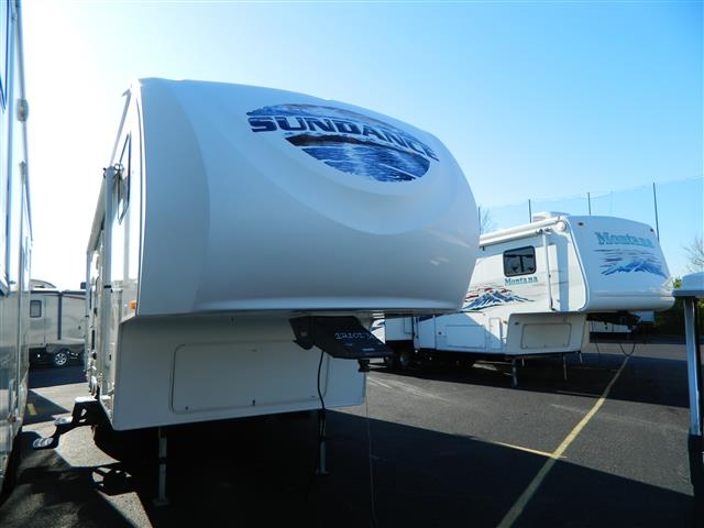 Used 2010 Heartland Sundance 265RKS Fifth Wheel For Sale