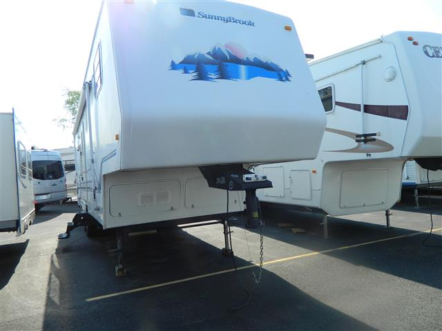 Used 2001 Sunnybrook Sunnybrook 31BWFS Fifth Wheel For Sale