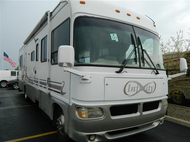 Used 1999 Fourwinds INFINITY 33SL Class A - Gas For Sale