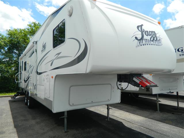 Used 2007 K-Z Jazz 28 Fifth Wheel For Sale