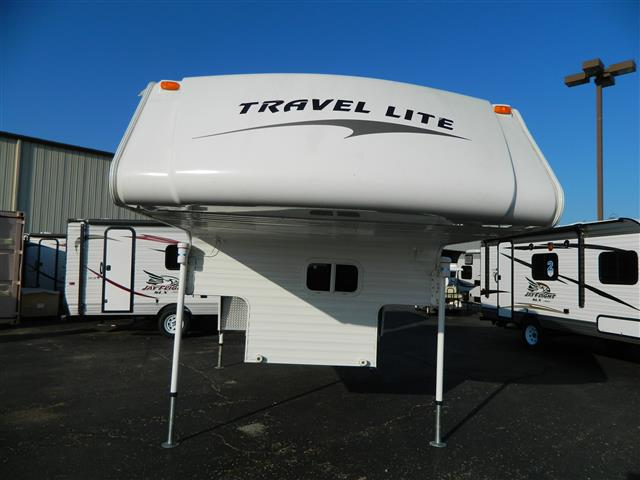 Used 2013 R-Vision Travel Lite 960RX Truck Camper For Sale