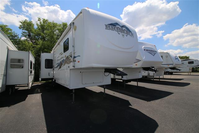 Used 2006 Heartland Bighorn 3500 Fifth Wheel For Sale