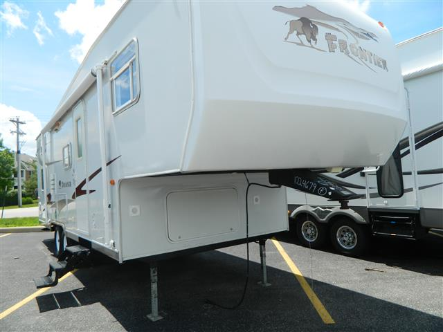 Used 2005 K-Z Frontier 2453 Fifth Wheel For Sale