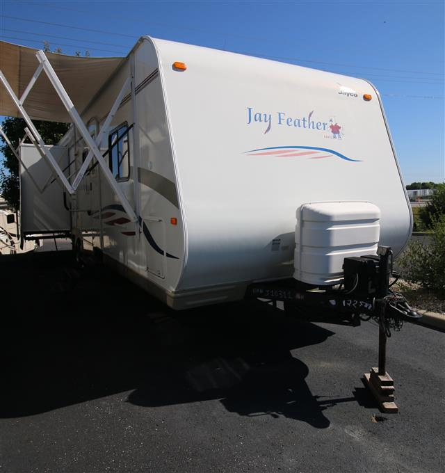 2008 Jayco Feather