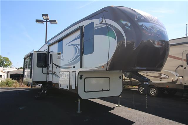 Used 2014 Jayco Eagle 351 Fifth Wheel For Sale