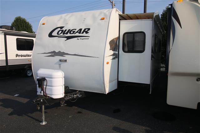 Used 2008 Keystone Cougar 30FK Travel Trailer For Sale