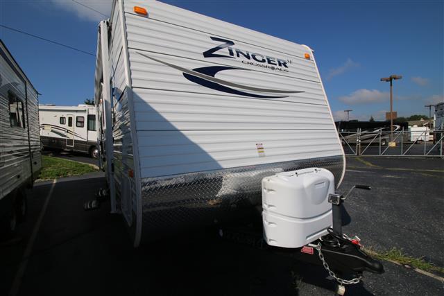Used 2012 Crossroads Zinger 271 Travel Trailer For Sale