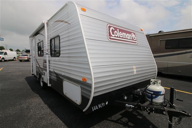 Used 2013 Dutchmen Coleman 16QB Travel Trailer For Sale