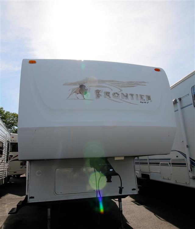 Used 2005 K-Z Frontier 2353 Fifth Wheel For Sale