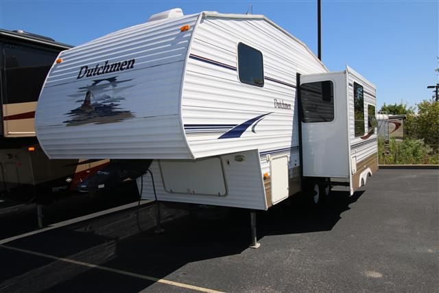 Used 2007 Dutchmen Dutchmen 24L Fifth Wheel For Sale