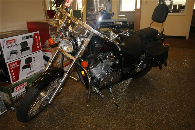 Used 2007 HONDA Shadow VX1600 Other For Sale
