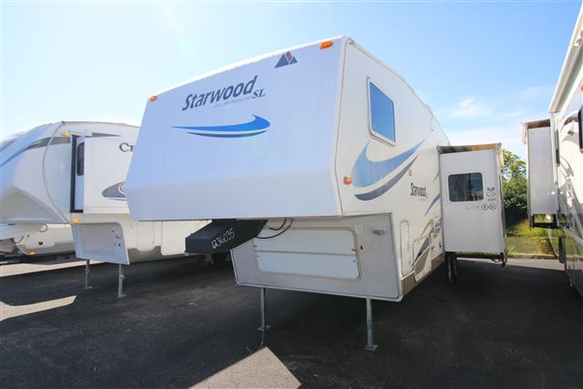 Used 2006 Mckenzie Towables Starwood 29CKS Travel Trailer For Sale