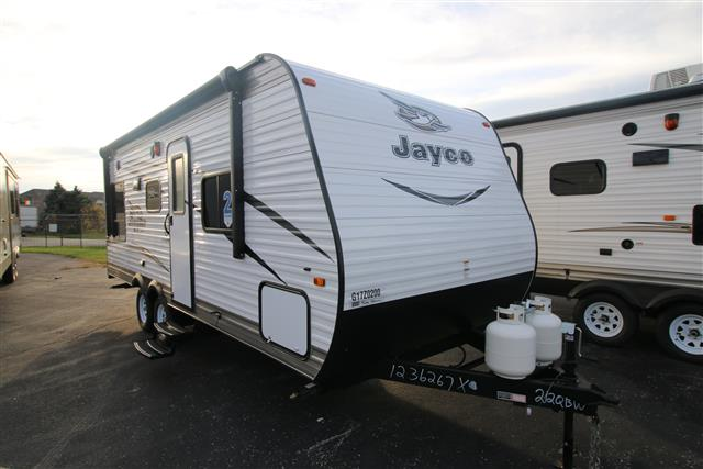 New 2016 Jayco JAY FLIGHT SLX 212QBW Travel Trailer For Sale