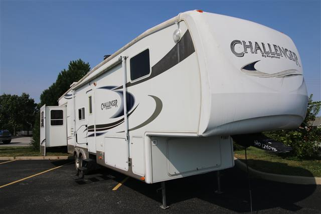 Used 2006 Keystone Challenger 34TBH Fifth Wheel For Sale