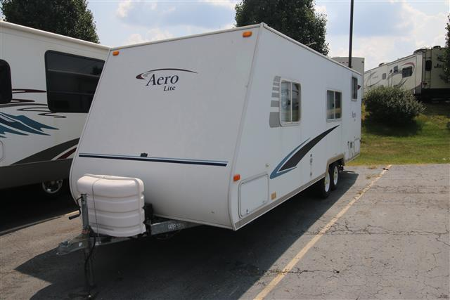 Used 2003 Dutchmen Aerolite 25BG Travel Trailer For Sale