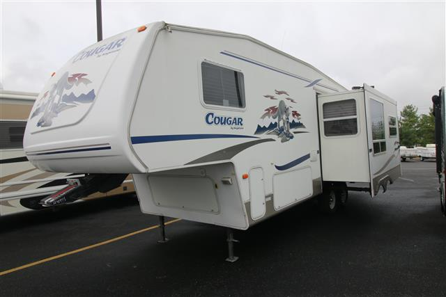 Used 2005 Keystone Cougar 285 Fifth Wheel For Sale