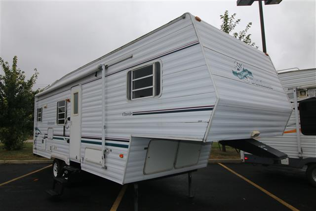 Used 1999 Dutchmen Classic 27RKS Fifth Wheel For Sale