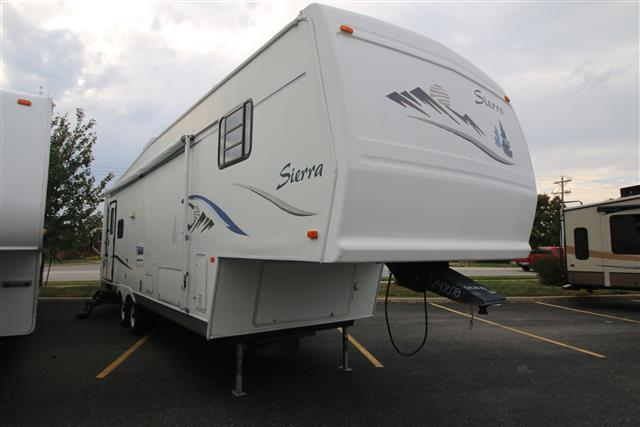 Used 2003 Forest River Sierra 30RLSS Fifth Wheel For Sale