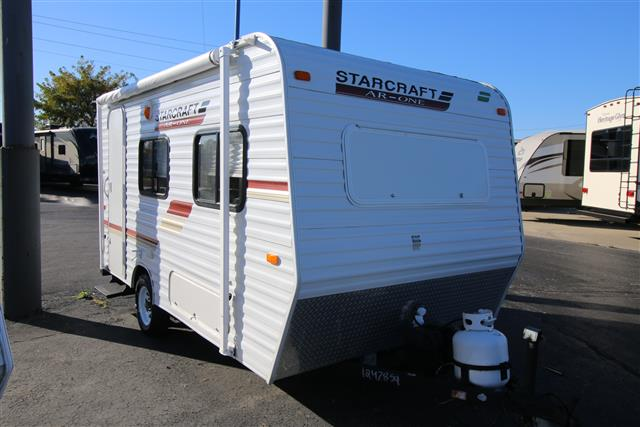 Used 2011 Starcraft AR-1 14RB Travel Trailer For Sale