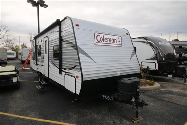 Used 2015 Coleman Coleman 274BH Travel Trailer For Sale