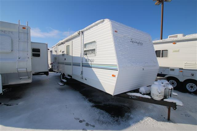 Used 2002 Keystone Springdale 270BH Travel Trailer For Sale
