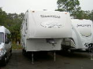 Used 2006 Starcraft Homestead 270RKSS Fifth Wheel For Sale