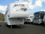 Used 2005 Keystone Raptor 3612SS Fifth Wheel Toyhauler For Sale