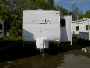 Used 2009 Gulfstream Gulfstream 28 Travel Trailer For Sale