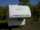 Used 2002 Keystone Cougar 278 Fifth Wheel For Sale