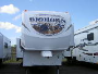New 2013 Heartland BIGHORN SILVERADO 35RE Fifth Wheel For Sale