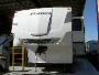 Used 2007 Keystone Fuzion Z362 Fifth Wheel Toyhauler For Sale