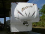 Used 2009 Keystone Raptor 380LEV Fifth Wheel Toyhauler For Sale