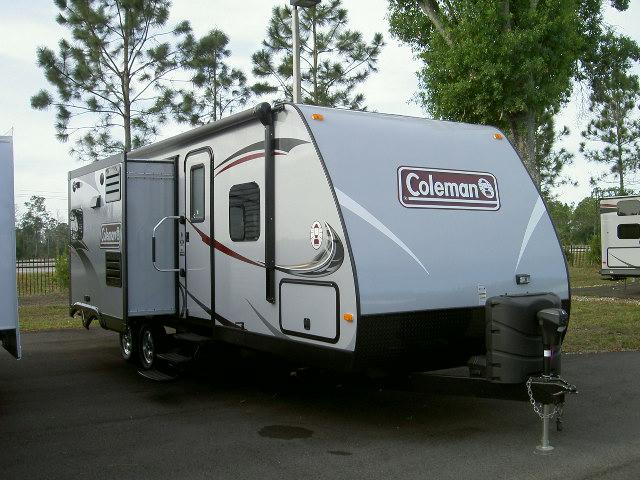 New 2013 Coleman Coleman Travel Trailers For Sale In Fort