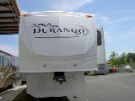 Used 2010 K-Z Durango 3557PX3 Fifth Wheel For Sale