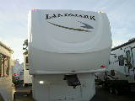 Used 2010 Heartland Landmark PINEHURST Fifth Wheel For Sale