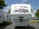 Used 2009 Keystone Montana 3665RE Fifth Wheel For Sale