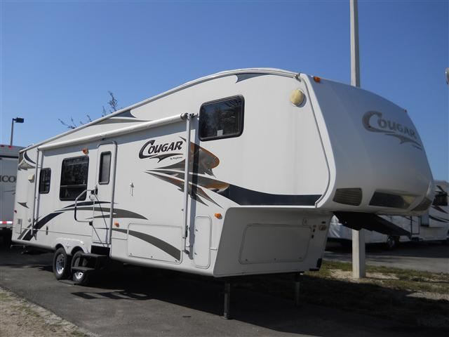Buy a Used Keystone Cougar in Fort Myers, FL.
