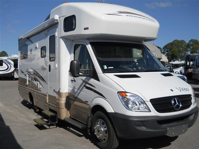 Buy a Used Winnebago View in Fort Myers, FL.