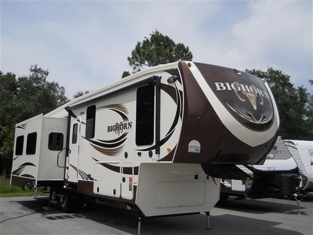 New 2015 Heartland Bighorn 3570RS Fifth Wheel For Sale