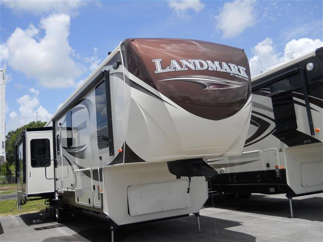 New 2015 Heartland Landmark KEY LARGO Fifth Wheel For Sale