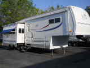 Used 2002 Forest River Cardnial 33LX Fifth Wheel For Sale