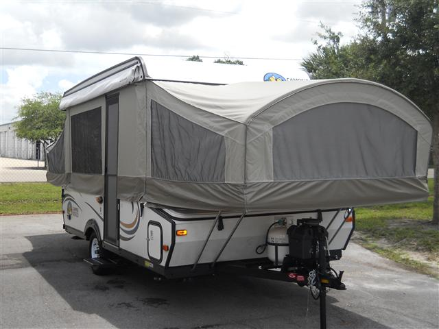 Used 2014 Forest River Viking CW12 Pop Up For Sale