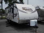 Used 2013 Keystone Bullet 23BH Travel Trailer For Sale