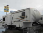 Used 2011 Forest River Sierra 28RE Fifth Wheel For Sale