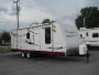 Used 2008 Gulfstream Streamlite 26QBSS Travel Trailer For Sale