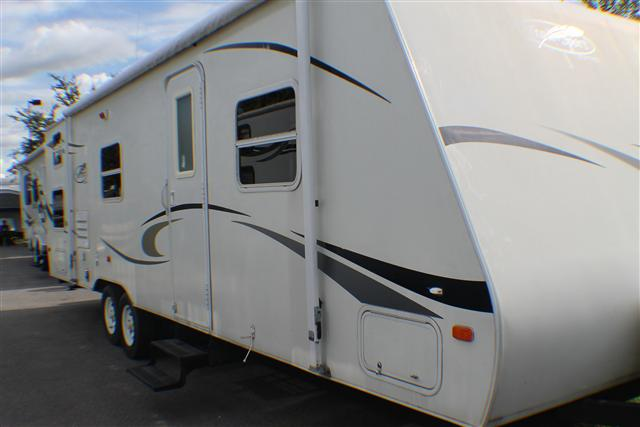 Used 2007 R-Vision R-VISION M-8263 Travel Trailer For Sale