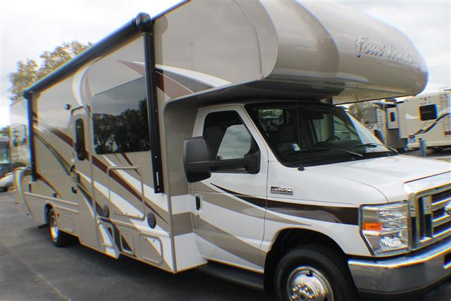 Buy a New THOR MOTOR COACH Four Winds in Fort Myers, FL.