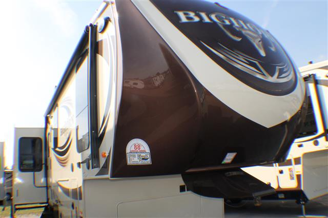 New 2015 Heartland Bighorn 3270RS Fifth Wheel For Sale