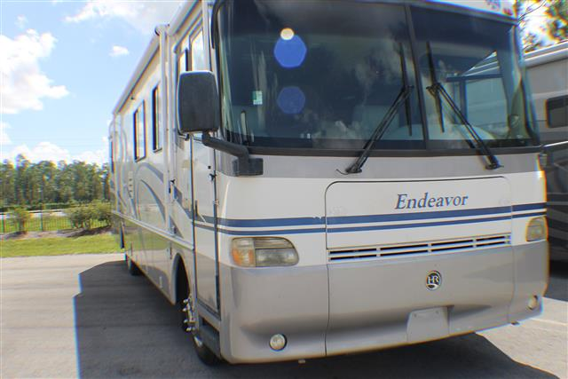 Buy a Used Holiday Rambler Endeavor in Fort Myers, FL.