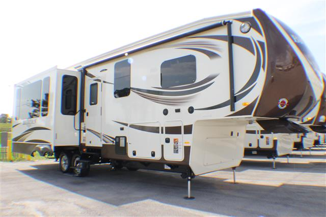 New 2016 Heartland Bighorn 3160EL Fifth Wheel For Sale
